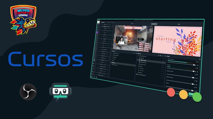 Cursos OBS Gaming